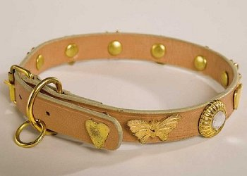 Neckermann: Romantic Look Hunde Halsband