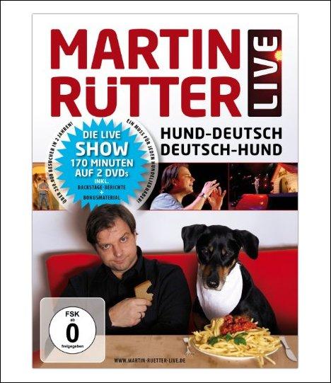 Martin Rütter: Hund - Deutsch, Deutsch - Hund