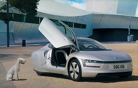 VW Woofwagen